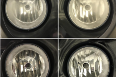 headlight restored 03