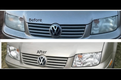 headlight restored 05