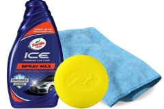 Turtle ICE Spray Wax